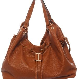 My Bag Lady Online Bags - Slouch Pebbeled Hobo Handbag